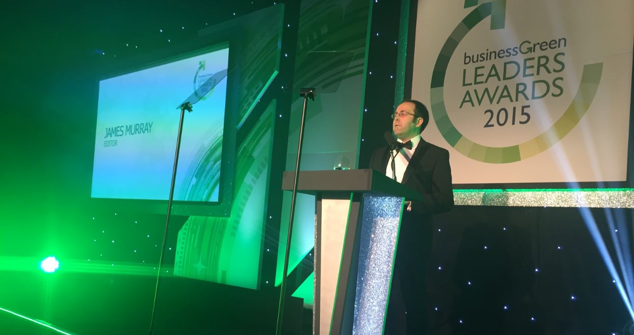Commendation for Innasol CEO as green leader
