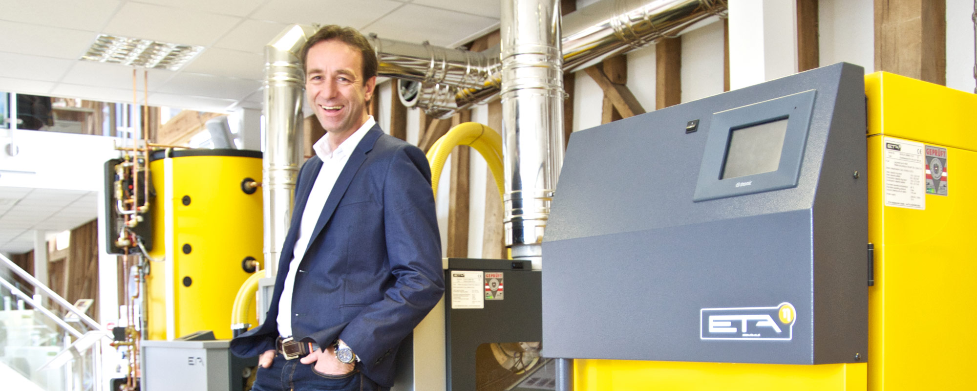 Innasol adds two new boilers to MCS-accredited portfolio