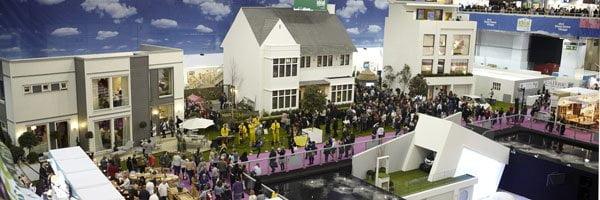 Innasol at London Homebuilding Show